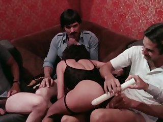 Output Group Sex Scene From Classic XXX Videotape