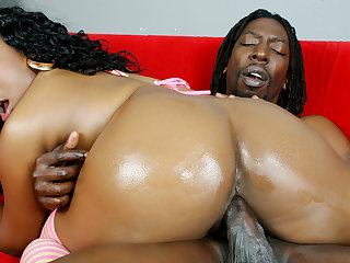 Tiffany Staxxx Bouncing Go wool-gathering Phat Black Spoils While Riding Horseshit