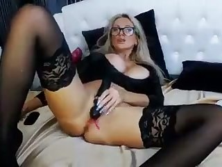 roasting stepmother loves fucking yourself with lovense