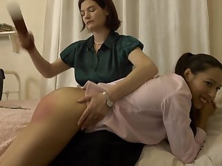 Spanked For A Meeting