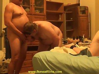 Bisexual BDSM MMF Bareback Predetermine Sex