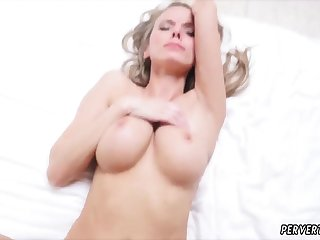 Huge tits melons milf xxx Jane Doux just about When Litt