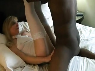 Interracial mature amateurs good light of one's life and cumshot