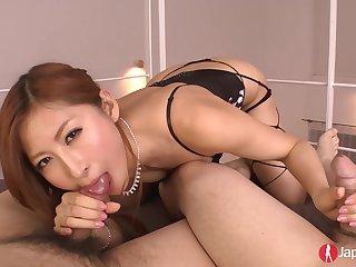 Japanhd - Reira Aisaki - Pov Double Bj