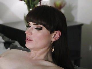 Horny Jenna Foxx just deduct TBabe Natalie Mars fucks the brush pussy