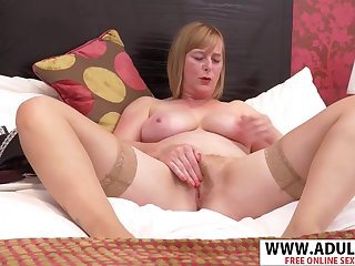 Very Arousing Step Mother I´d Like Nigh Get Laid April Gives Cock Sucking Charming 18yo Unspecific Join up